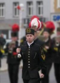 Michał Głąb, II Dyrygent, sax alt.