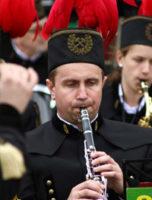 Rajmund Smykała, klarnet