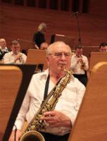 Henryk Szafarczyk, saksofon tenorowy