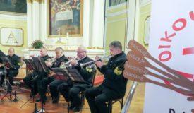 Koncert kolęd w Ustroniu, 26 stycznia 2020 (foto. A. Witwicki)