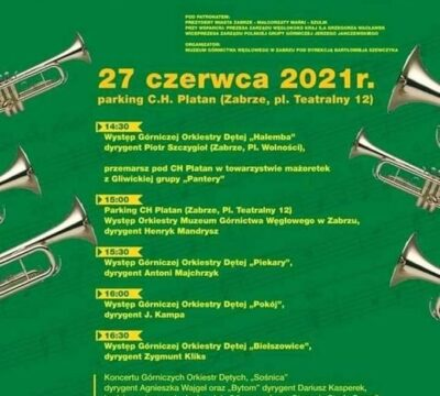 XVI Zabrzański Festiwal E. Czernego