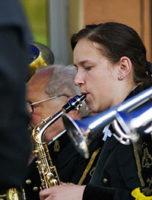 Aneta Barańska, saksofon altowy