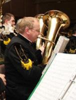 Roman Bucher, saxhorn tenorowy