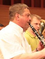 Jerzy Faber, klarnet