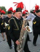 Gerard Wolany, saksofon barytonowy