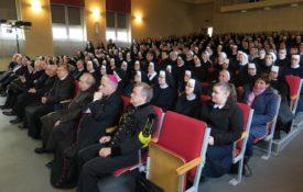 Międzydiecezjalne obchody Dnia Życia Konsekrowanego, foto: A. Witwicki